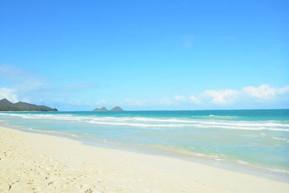ハワイ オアフ島 ベローズ・フィールド・ビーチ・パーク