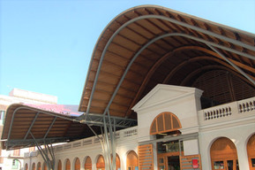 スペイン バルセロナ サンタ・カテリーナ市場