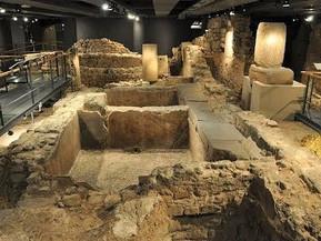スペイン バルセロナ バルセロナ市歴史博物館
