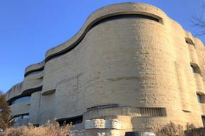 アメリカ ワシントンDC 国立アメリカ・インディアン博物館