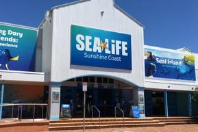 オーストラリア メルボルン SEA LIFE メルボルン水族館