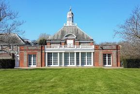 イギリス ロンドン サーペンタイン・ギャラリー