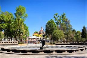 メキシコ メキシコシティ アラメダ・セントラル