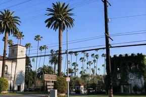 アメリカ ロサンゼルス ハリウッド・フォーエバー墓地
