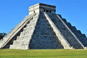 メキシコ カンクン チチェンイッツァ遺跡
