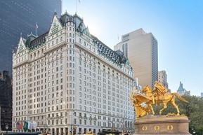 アメリカ ニューヨーク ザ・プラザホテル