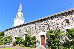 ハワイ ハワイ島 モクアイカウア教会