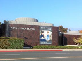 アメリカ ロサンゼルス ノートン・サイモン美術館