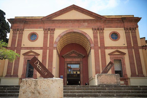 スペイン バルセロナ カタルーニャ考古学博物館