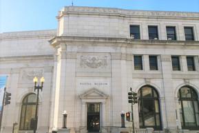 アメリカ ワシントンDC 国立郵便博物館