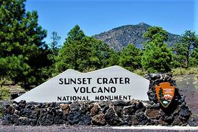 アメリカ アリゾナ サンセット・クレーター火山国定公園