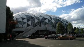 オーストラリア メルボルン レクタンギュラー・スタジアム(AAMIパーク)