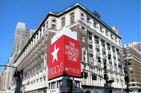 アメリカ ニューヨーク Macy's(メイシーズ)