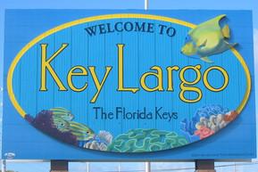 アメリカ フロリダ キーラーゴ島