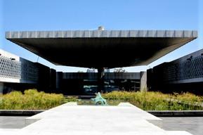 メキシコ メキシコシティ 国立人類学博物館