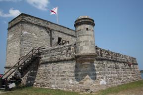 アメリカ フロリダ サンマルコス砦