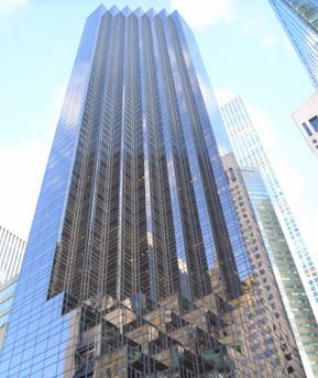 アメリカ ニューヨーク トランプ・タワー