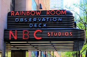 アメリカ ニューヨーク NBCスタジオ