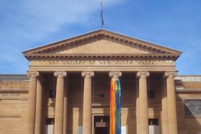 オーストラリア シドニー ニュー・サウス・ウェールズ州立美術館(Art Gallery of NSW)