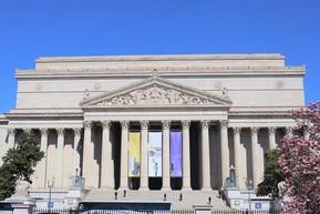 アメリカ ワシントンDC 国立公文書記録管理局
