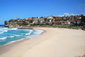 オーストラリア シドニー ブロンテ・ビーチ