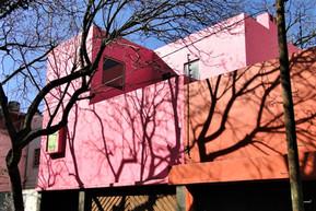 メキシコ メキシコシティ ルイス・バラガン邸と仕事場