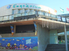 スペイン バルセロナ バルセロナ水族館