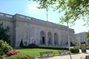 アメリカ ワシントンDC フリーア美術館