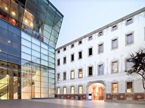 スペイン バルセロナ バルセロナ現代文化センター