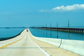 アメリカ フロリダ セブンマイルブリッジ