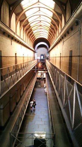 オーストラリア メルボルン 旧メルボルン監獄