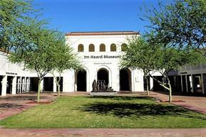 アメリカ アリゾナ ハード美術館
