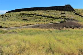 ハワイ ハワイ島 プウコホラ・ヘイアウ国立歴史公園