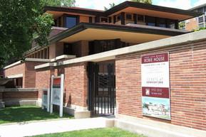アメリカ シカゴ ロビー邸