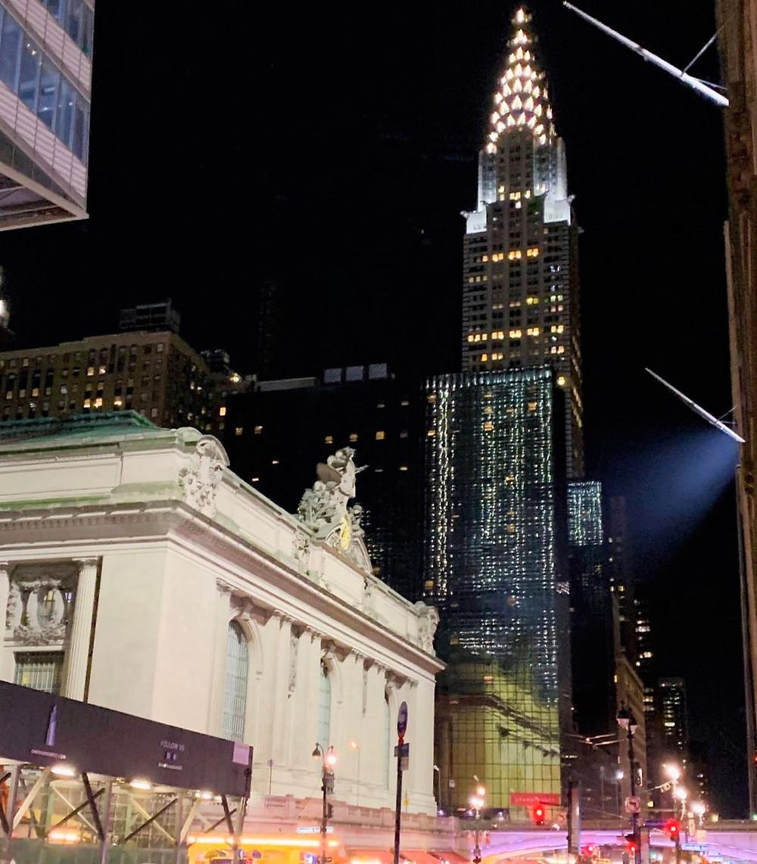 旅行記 ー旅行&現地情報ナビーアメリカ ニューヨーク クライスラービル