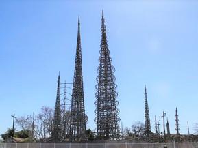 アメリカ ロサンゼルス ワッツ・タワー・アーツ・センター