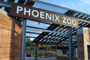 アメリカ アリゾナ フェニックス動物園