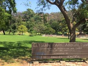 アメリカ ロサンゼルス エリシアン公園