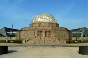 アメリカ シカゴ アドラー・プラネタリウム&天文学博物館