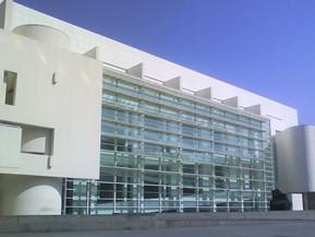 スペイン バルセロナ バルセロナ現代美術館