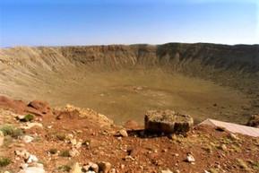 アメリカ アリゾナ メテオクレーター・ナショナル・ランドマーク(アリゾナ大隕石孔)