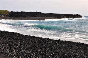 ハワイ ハワイ島 アイザック・ヘイル・ビーチ・パーク