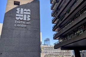 イギリス ロンドン バービカン・センター