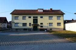 Gemeindehaus Rückseite