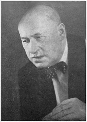 Architekt Prof. Karl Holey