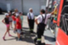 Feuerwehrauto Inventar