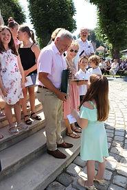Messe Verabschiedung Martin Schüler