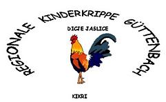 Logo KIKRI Regionale Kinderkrippe