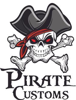 Pirate Customs logo center[2369]