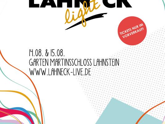 Lahneck Light Festival 2020